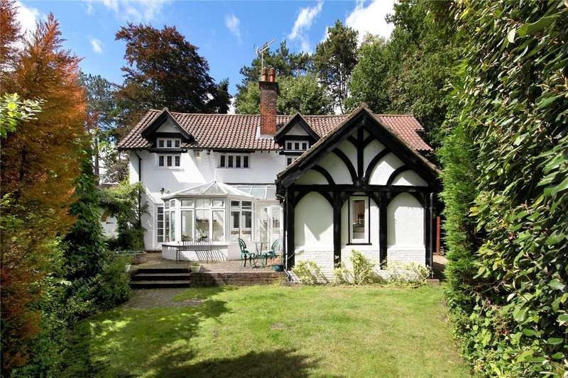 5 Bedrooms House for sale in Grant Walk, Sunningdale, Ascot, Berkshire