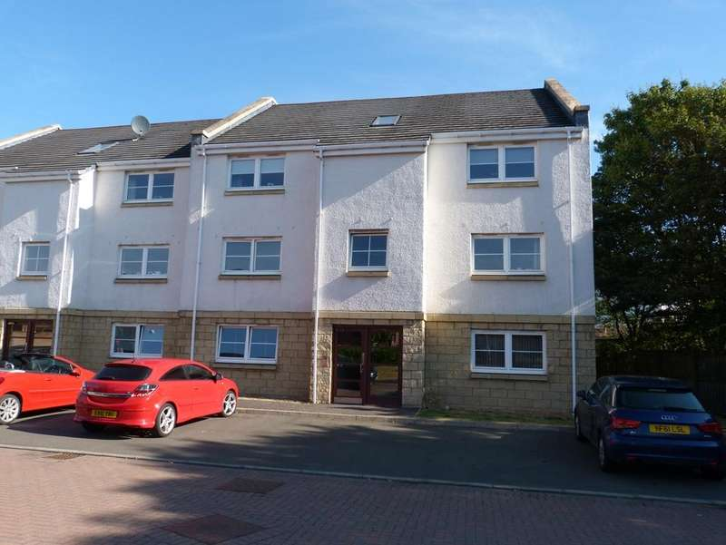 2 Bedrooms Ground Flat for sale in Woodlea Grove, Glenrothes KY7