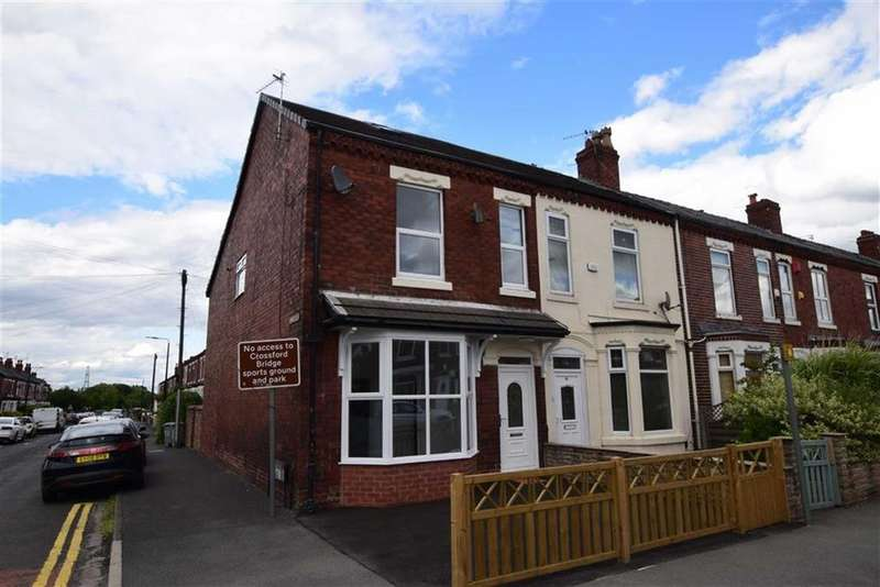 4 Bedrooms End Of Terrace House for sale in Dane Road, Sale, M33