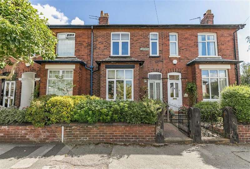 3 Bedrooms Terraced House for sale in Oldfield Road, Sale