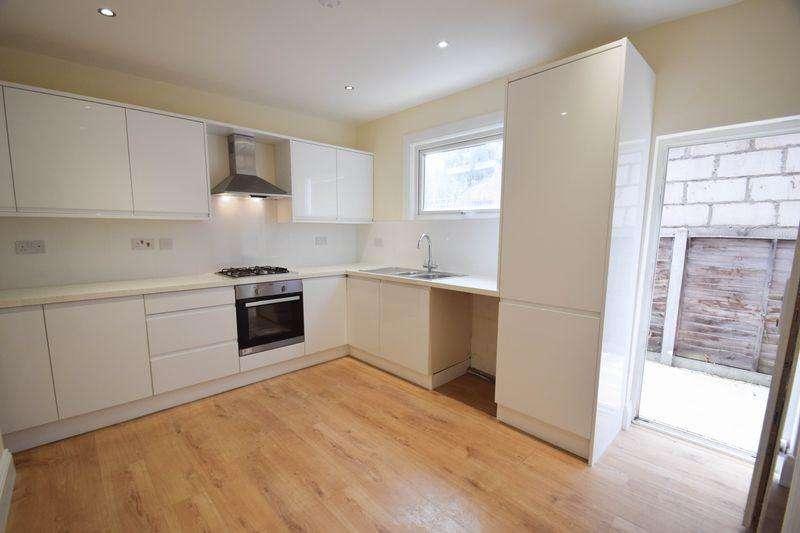 2 Bedrooms Maisonette Flat for sale in Bickley Street, London