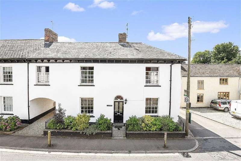 4 Bedrooms Detached House for sale in Kingston St Mary, Taunton, Somerset, TA2
