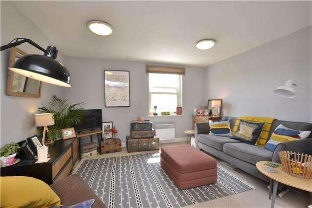 1 Bedroom Flat for sale in Gillham House, Claremont Road, Bristol, BS7 8DX