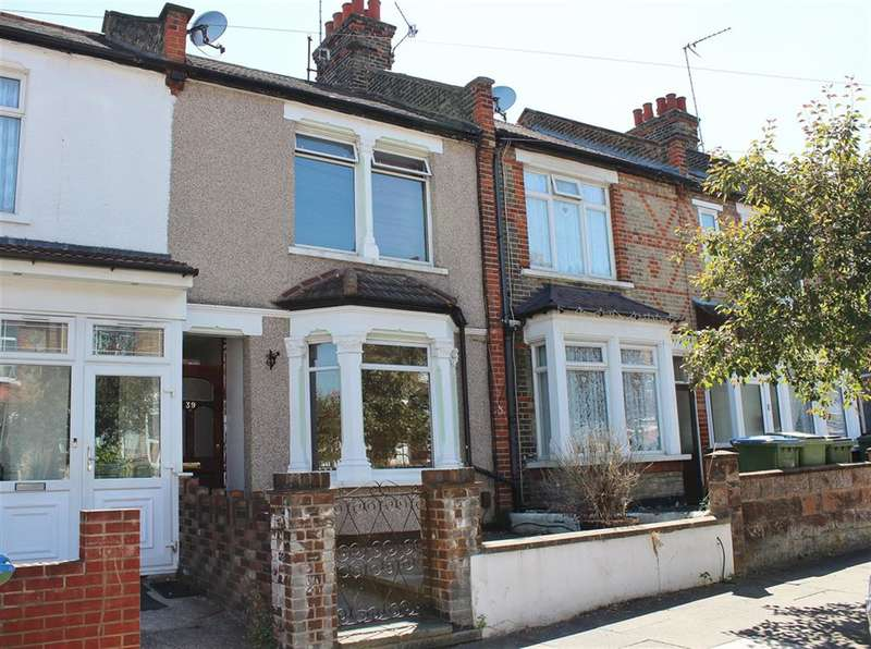 2 Bedrooms Terraced House for sale in Smithies Road, Abbey Wood, London, SE2 0TF
