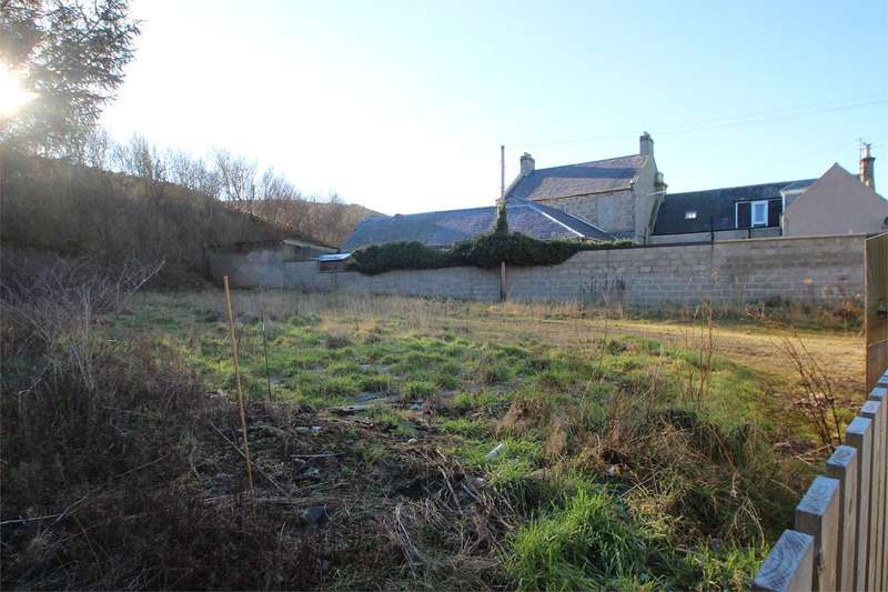 Plot Commercial for sale in Lennox Place, Portgordon, BUCKIE, AB56