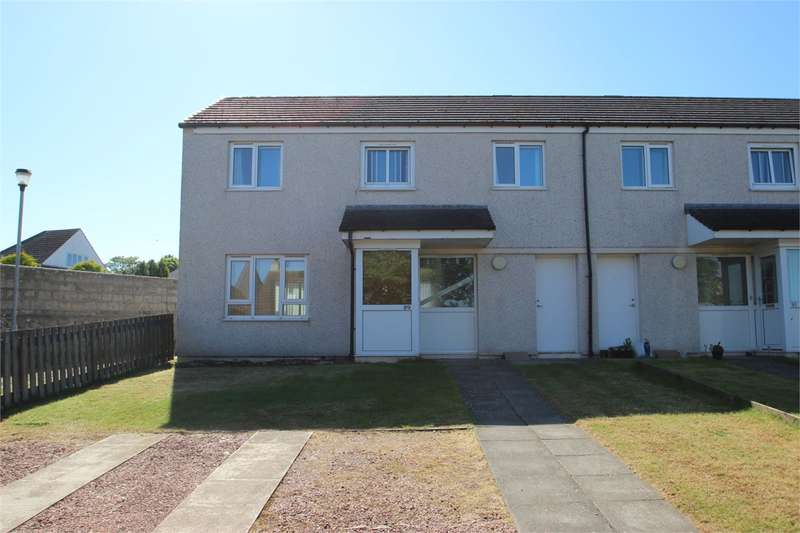 3 Bedrooms End Of Terrace House for sale in Stotfield Road, Lossiemouth, IV31