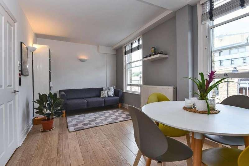 1 Bedroom Flat for sale in Banyard Road, Bermondsey