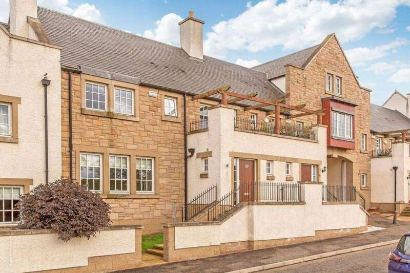 3 Bedrooms Terraced House for sale in 49 Nungate Gardens, Haddington, EH41 4EE