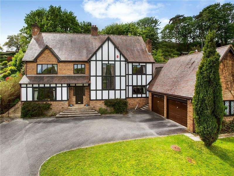 4 Bedrooms Detached House for sale in Beechwood Rise, Plymouth, Devon, PL6