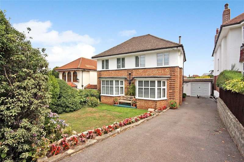 4 Bedrooms Detached House for sale in Seafield Road, Southbourne, Dorset, BH6