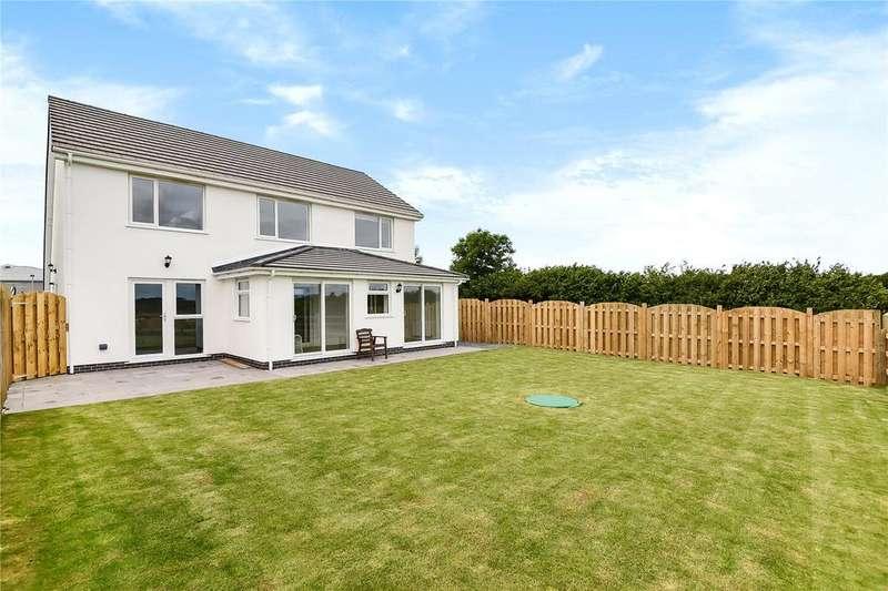4 Bedrooms House for sale in Bennett Meadows, Trispen, Truro, Cornwall, TR4