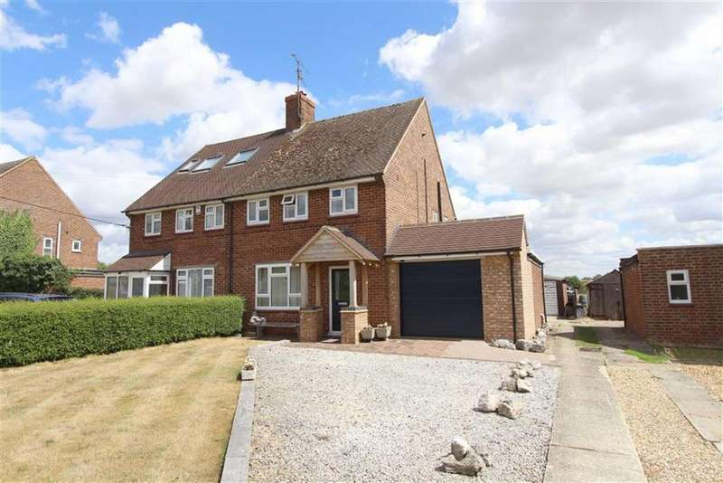 3 Bedrooms Semi Detached House for sale in High Street, Cheddington