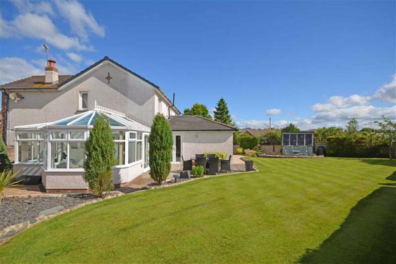 4 Bedrooms Detached House for sale in Hodgson Gardens, Millom, Cumbria