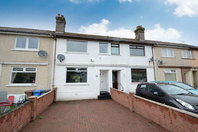 3 Bedrooms Terraced House for sale in 90 Innes Park Road, Skelmorlie, PA17 5BD