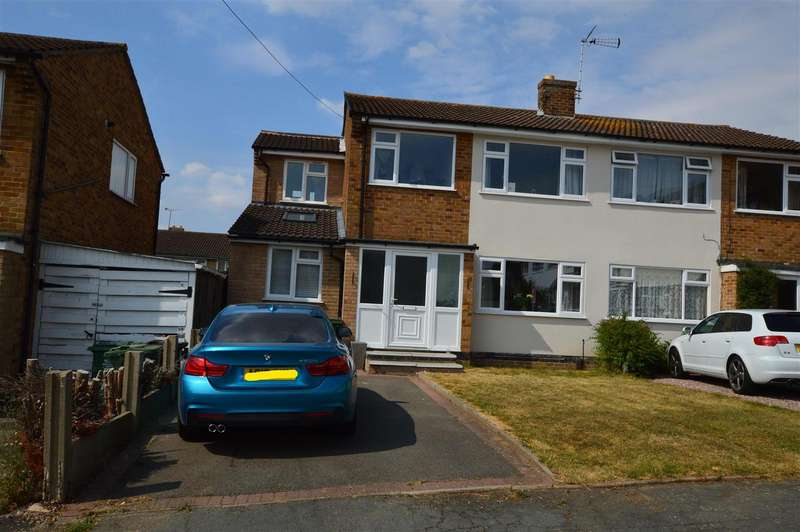 4 Bedrooms Detached House for sale in Tiverton Road, Loughborough
