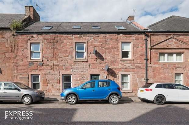 2 Bedrooms Maisonette Flat for sale in East Abbey Street, Arbroath, Angus