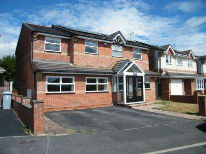 5 Bedrooms Detached House for sale in Dillors Croft, Crewe, Cheshire