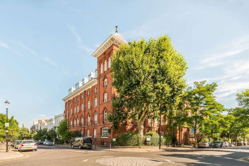 2 Bedrooms Flat for sale in Thornbury Court, Notting Hill, W11