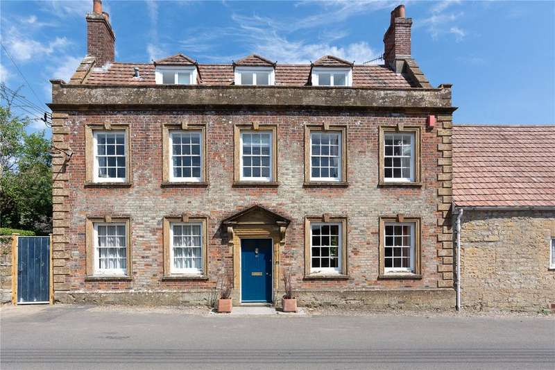 5 Bedrooms Detached House for sale in Fleet Street, Beaminster, Dorset, DT8
