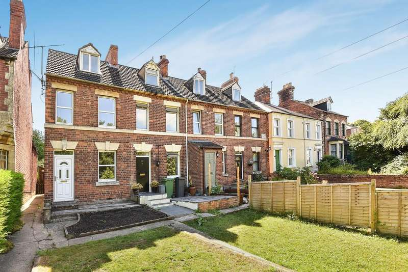3 Bedrooms End Of Terrace House for sale in Stroud