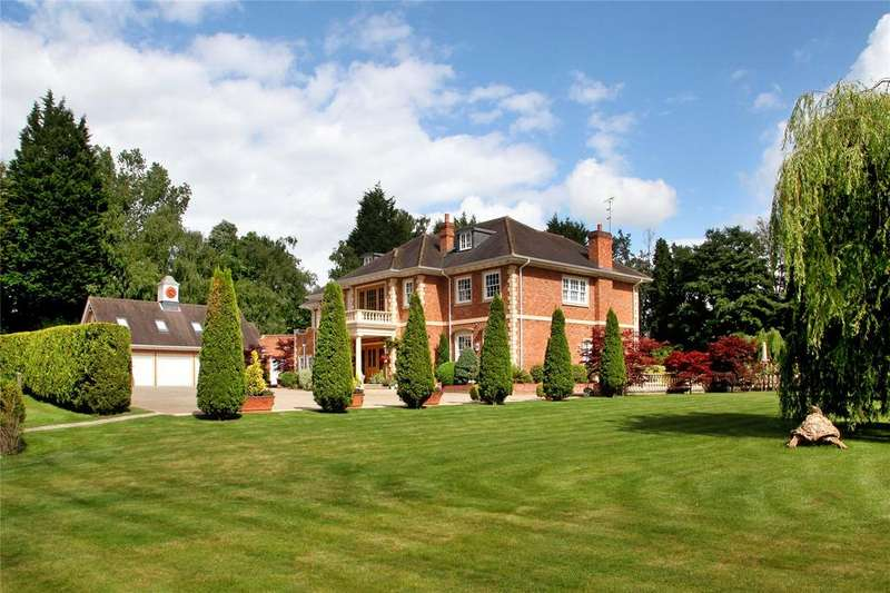 5 Bedrooms Detached House for sale in Coronation Road, Ascot, Berkshire