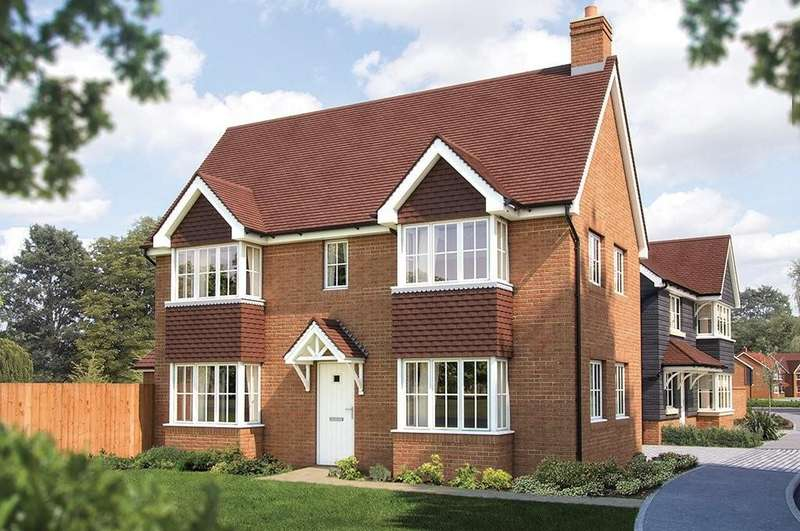 3 Bedrooms Detached House for sale in Ifield, Crawley, RH11