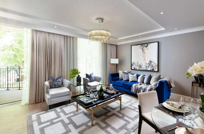 4 Bedrooms Flat for sale in Wimbledon Hill Park, London. SW20