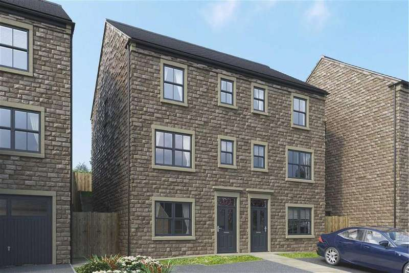 4 Bedrooms Semi Detached House for sale in Kensington Forest, Barnoldswick, Lancashire