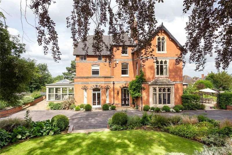 6 Bedrooms Detached House for sale in Oakley Road, Battledown, Cheltenham, Gloucestershire, GL52