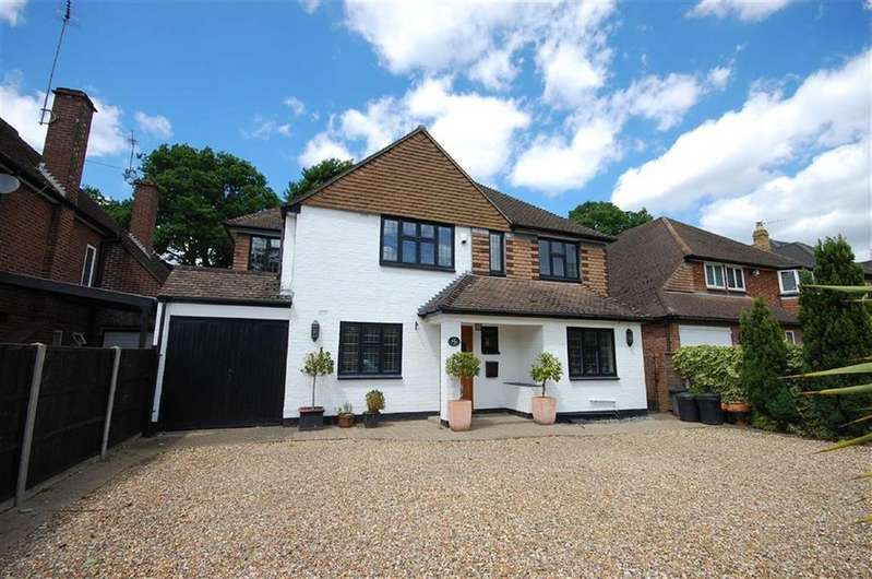5 Bedrooms Detached House for sale in Park Avenue, Ruislip