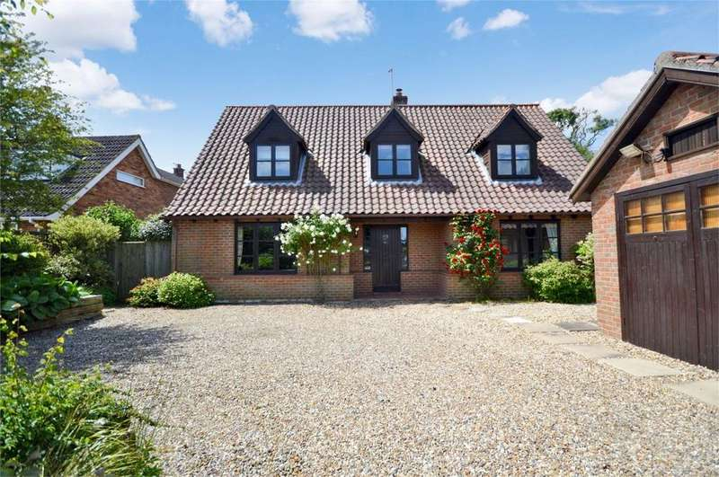 5 Bedrooms Detached House for sale in Beck Lane, Horsham St Faith, Norwich