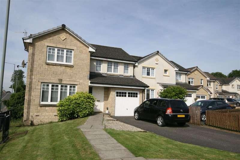 4 Bedrooms Detached House for sale in Lind Place, Bonnybridge