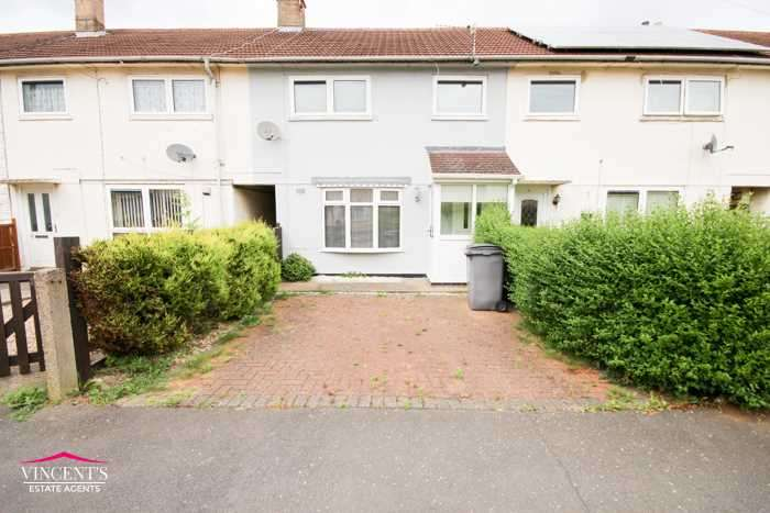 3 Bedrooms Terraced House for sale in Strensall Road, Leicester