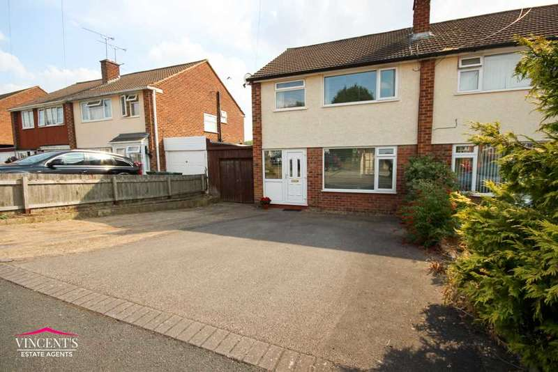 3 Bedrooms Semi Detached House for sale in Farmway, Leicester