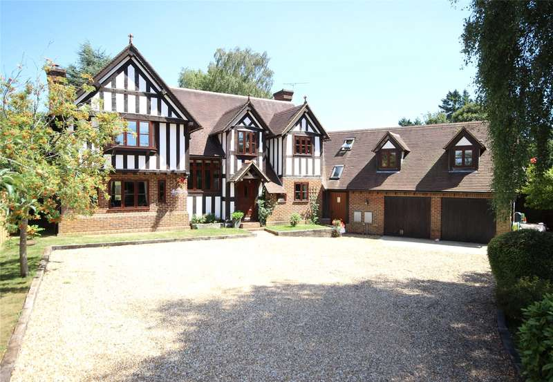 5 Bedrooms Detached House for sale in Lymington Bottom, Four Marks, Alton, Hampshire, GU34