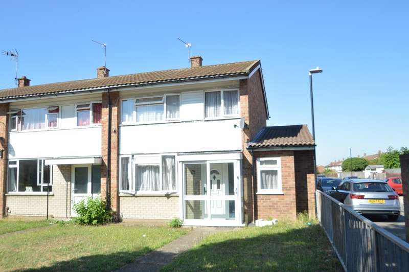 4 Bedrooms End Of Terrace House for sale in Parlaunt Road, Langley, SL3