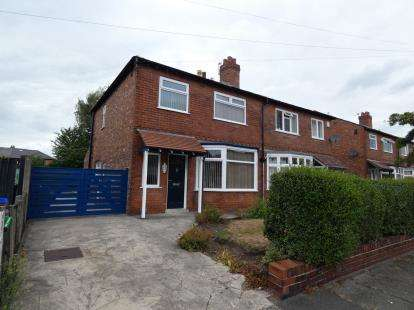 3 Bedrooms Semi Detached House for sale in Lambton Road, Chorlton, Manchester, Greater Manchester
