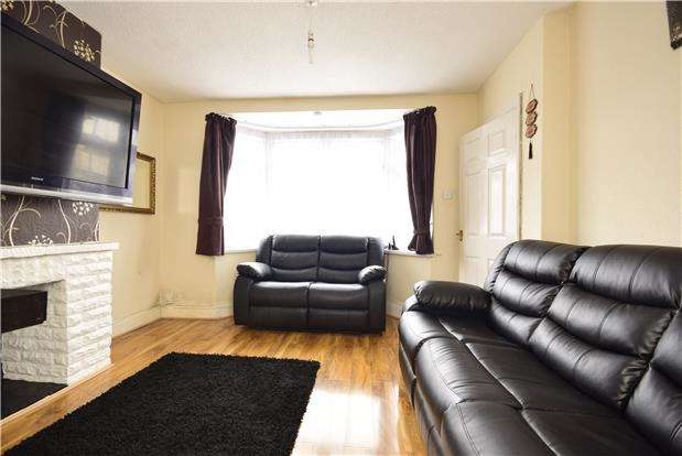 3 Bedrooms Terraced House for sale in Spring Hill, Kingswood, BRISTOL, BS15 1XY