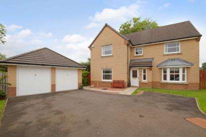 4 Bedrooms Detached House for sale in Blackhill Gardens, Summerston