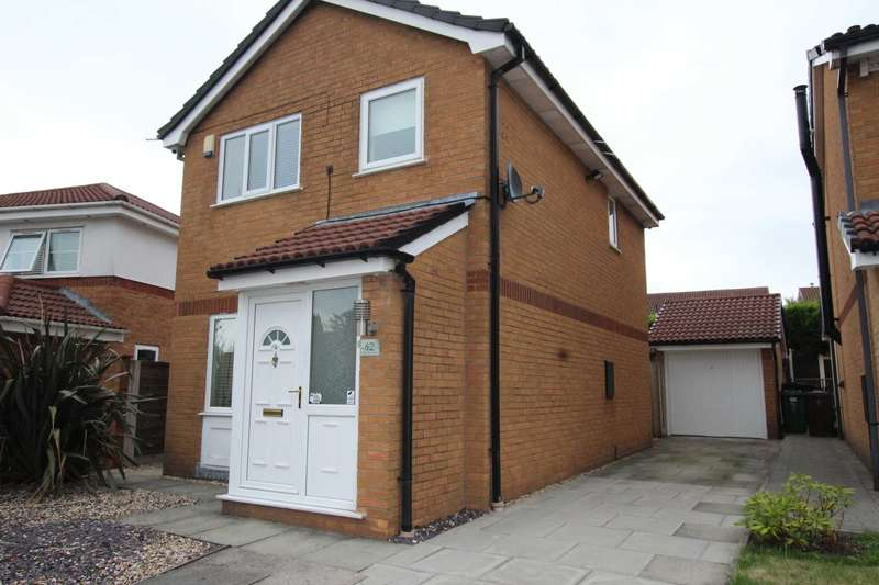 3 Bedrooms Detached House for sale in Prestwich Hills, Prestwich