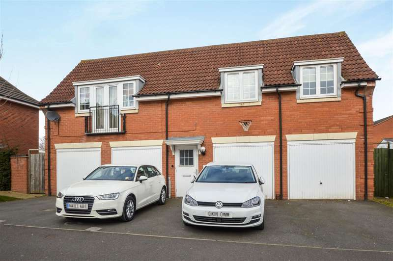 2 Bedrooms Property for sale in Weavers Avenue, Shepshed, Loughborough