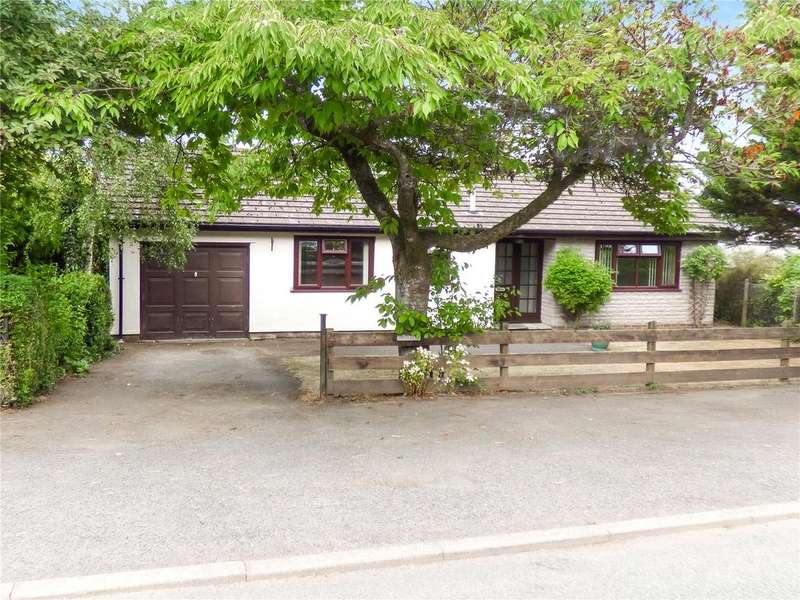 2 Bedrooms Detached Bungalow for sale in Llangammarch Wells, Powys