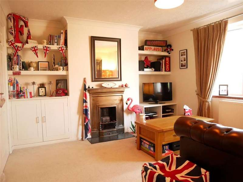 1 Bedroom Flat for sale in Longwood, 47A Kingsley Close, Newbury, Berkshire, RG14