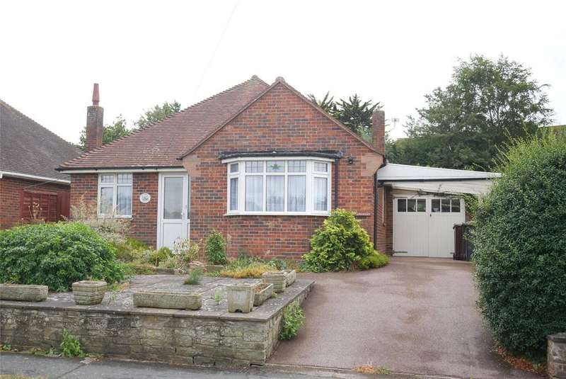 3 Bedrooms Detached Bungalow for sale in Meadows Road, Lower Willingdon, Eastbourne, BN22