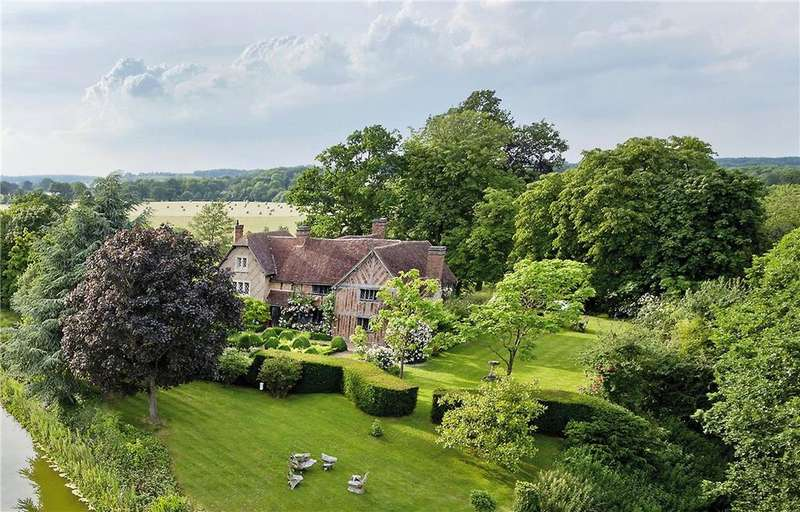 6 Bedrooms Farm House Character Property for sale in Oldberrow Lane, Henley-In-Arden, Warwickshire, B95