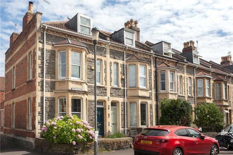4 Bedrooms Terraced House for sale in Sandford Road, Bristol, BS8