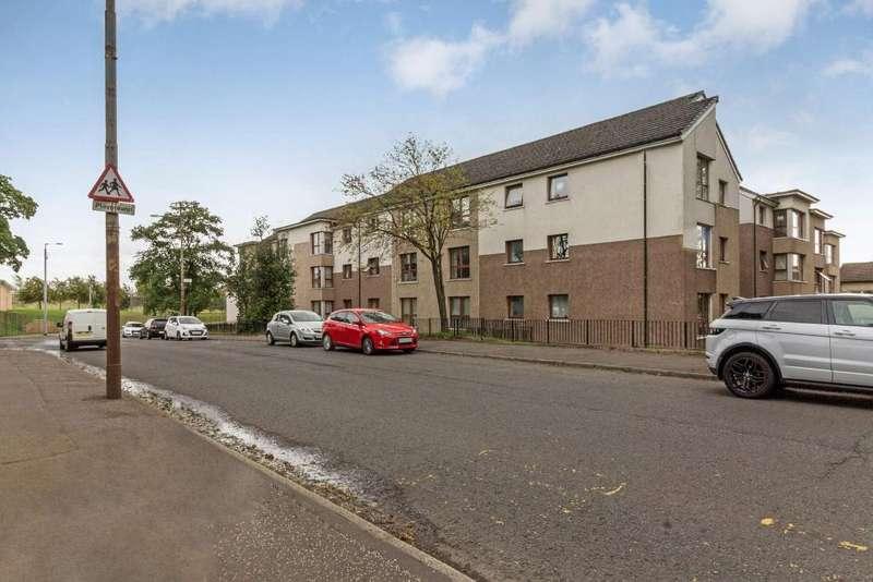 2 Bedrooms Flat for sale in Westerhouse Road, Glasgow, G34 9LA
