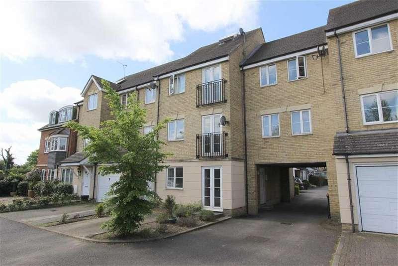 1 Bedroom Flat for sale in Lindler Court, Leighton Buzzard