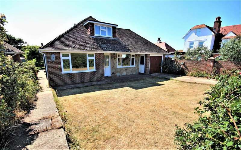 3 Bedrooms Detached Bungalow for sale in Southdown Road, Seaford