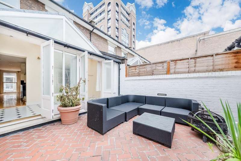 5 Bedrooms Terraced House for sale in Coral Row Ivory Square, Wandsworth